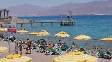 אילת כנס פיגוע טרור תיירות ישראל רשות מקומית