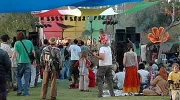 פסטיבל צאלים נגב משפחות טיול חדשות תיירות