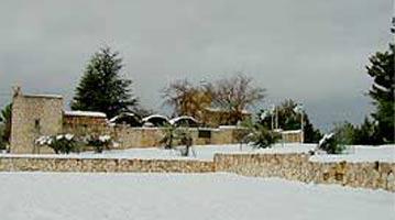 ביריה המצודה המשוחזרת ר` אליעזר ר` יוסף קארו