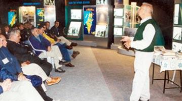 קיבוץ ניר עם אתר מוזיאון המים וביטחון הנגב