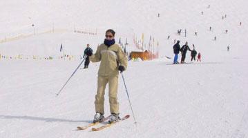 סקי צרפת שאמוני (chamonix)