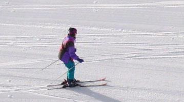 סקי צרפת La plagne