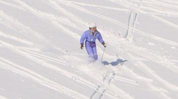 סקי שוויץ  Davos