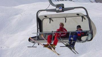 סקי שוויץ  St.moritz