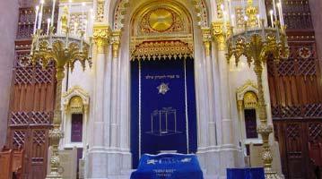 הונגרה בודפשט בית כנסת יהודי מוזיאון יהודי