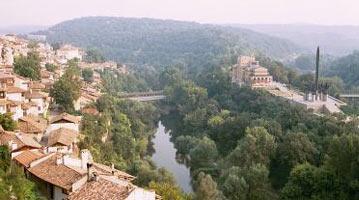 בולגריה גיאוגרפיה היסטוריה הבלקן נהר הדנובה מוסלה