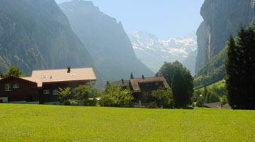 שוויץ אינטרלקן השכרת רכב rent car