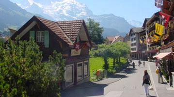 שוויץ אינטרלקן היסטוריה הקלטים אינטרלקוס