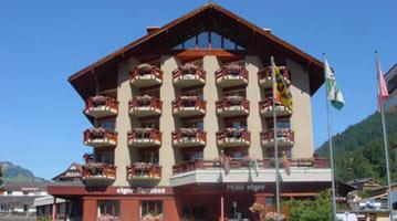 שוויץ אינטרלקן בתי מלון מלנוות מוטל אכסנייה