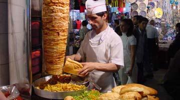 תורכיה טורקיה איסטנבול מסעדות מסעדה אוכל מטבח