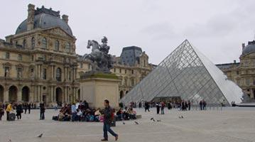 צרפת פריז פריס לובר אורסיי מוזיאון גרווין מארמוטאן